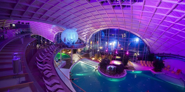 Wellness in der Toskana Therme Bad Sulza