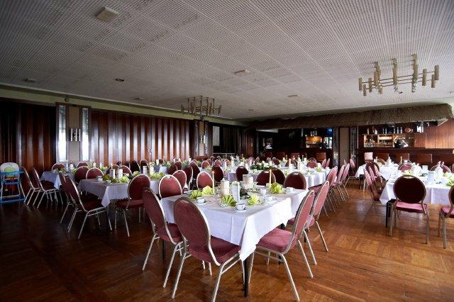 Kleiner Saal im Hotel Pfiffelburg
