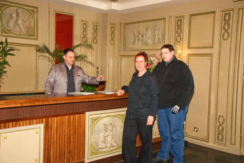 Norbert Kirchner Hotel Pfiffelburg in Thüringen bei Weimar