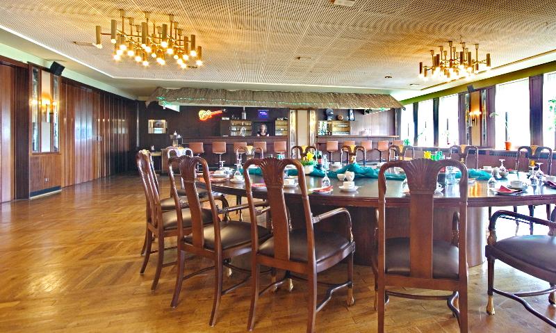 Der kleine Saal im Hotel Pfiffelburg